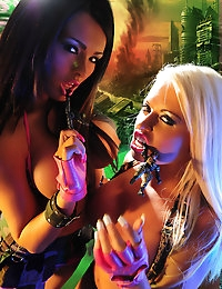 Exclusive Charley & Brooke C Photos Actiongirls.com