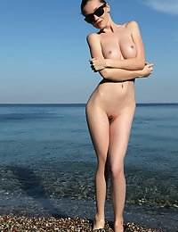 Finally the sea - FREE PHOTO PREVIEW - WATCH4BEAUTY erotic..